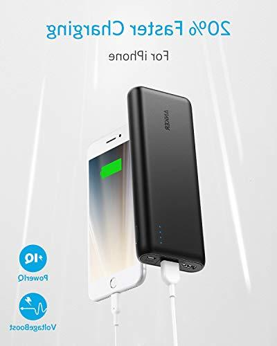 Anker PowerCore Ultra Bank with 4.8A PowerIQ iPad and Samsung and