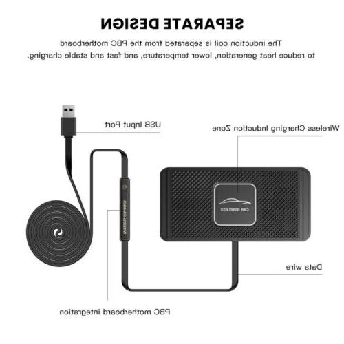 QI wireless for samsung