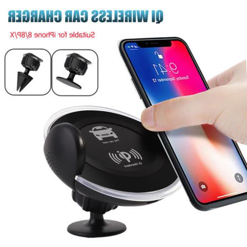 Qi Charger Car Charging For X S9 S9+