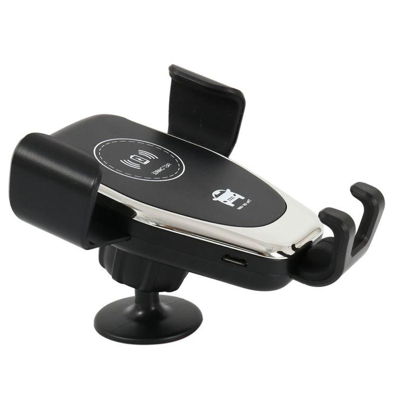 Qi Wireless Charger Car Charging Phone For S8