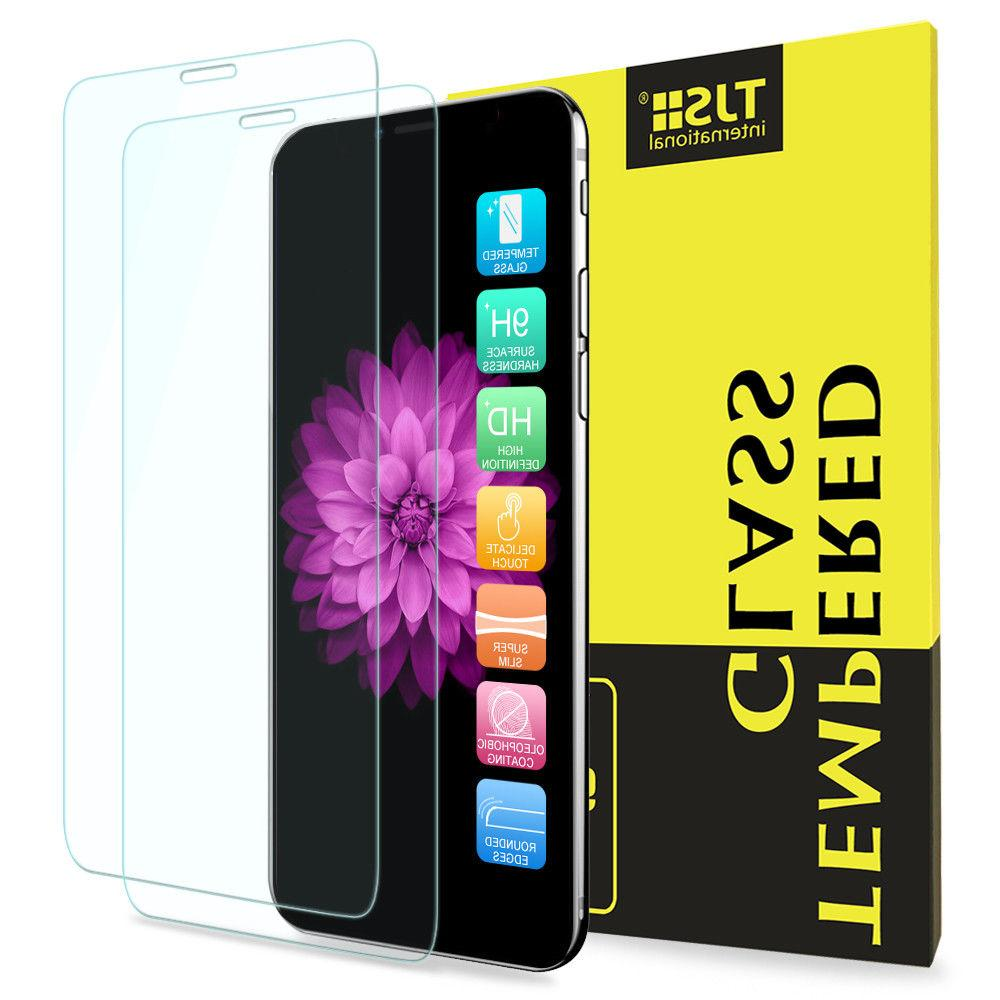 Qi Wireless Phone + Tempered Glass for iPhone