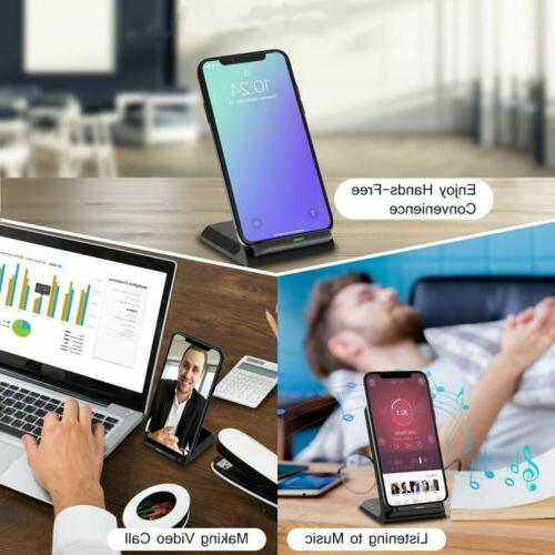 Qi Fast Charging Stand Samsung XS