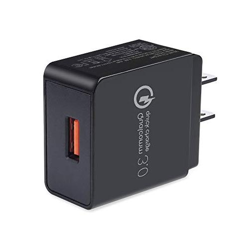 quick charge 3 0 usb wall charger