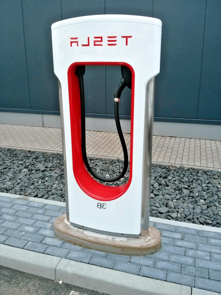 TESLA Supercharger Accessories