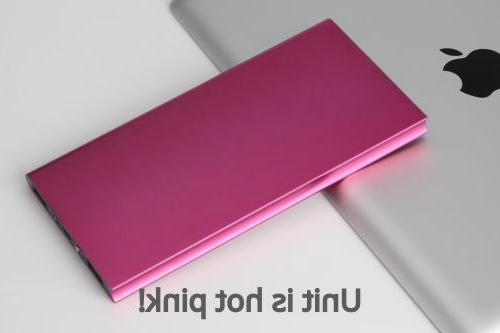 Ultrathin Portable Battery for