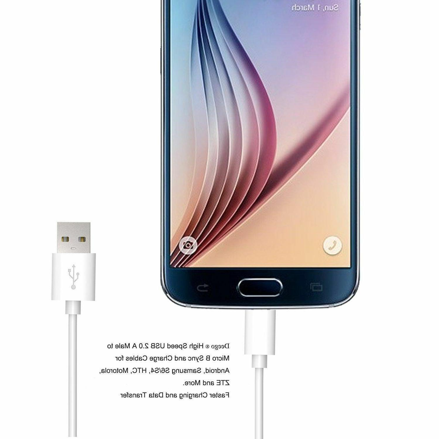 Wholesale Lot Micro USB Charger Cord For Phone