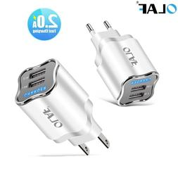 OLAF LED 5V2A <font><b>USB</b></font> <font><b>Charger</b></