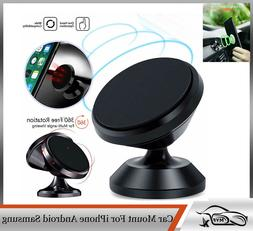 Magnetic Car Mount Car Phone Holder Stand Dashboard For iPho