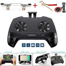 Mobile Game Controller with Radiator/Mobile Phone Holder/Cel