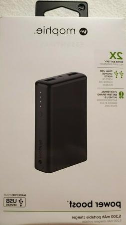 mophie Power Boost 5200 mAh PORTABLE CHARGER POWER BANK 2 US