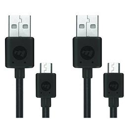 Mophie MP2101 Micro USB Charging Cable , 2 Pack