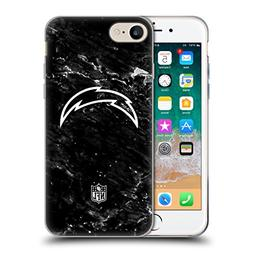 Official NFL Marble 2017/18 Los Angeles Chargers Soft Gel Ca