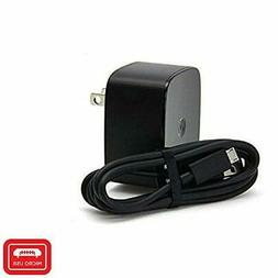 Motorola Oem 15W TurboPower Wall Charger with Original Data/