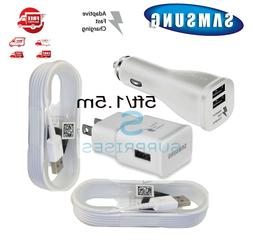 Original Fast Car Wall Charger Cable for Samsung Galaxy S7 S