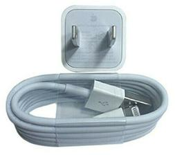 ORIGINAL Apple iPhone Lightning Cable + USB Charger for 6 6s