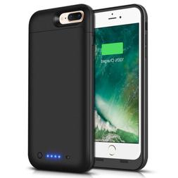 Brand New For iPhone 7 Plus phone Power Bank Case External B