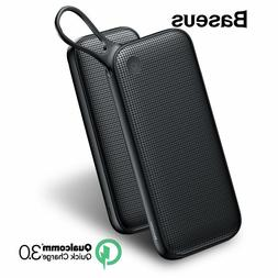 power bank 20000mah quick charge 3 0