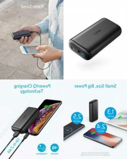 Anker PowerCore 10000 Redux, Ultra-Small Power Bank, 10000mA