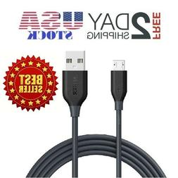 Anker Powerline Micro USB - Charging Cable, with Aramid Fibe