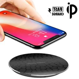 Qi Wireless Charger Dock For iPhone 7 6S Plus 5S SE Huawei A