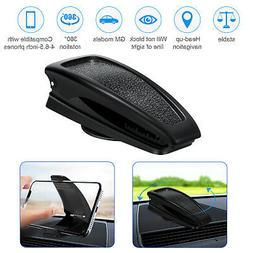 QI Wireless Car Charger Phone Mount Holder For Samsung S9 S8