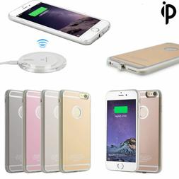 QI Wireless Fast Charging Receiver Charger Phone Case Cover