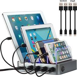 Simicore Smart Charging Station Dock & Organizer for Smartph