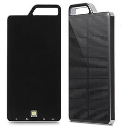 Solar Charger NEW FOR 2018 KUJI PowerGreen High Capacity 10,