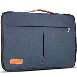 Stylish Laptop Sleeve Bag, J&D Premium Lightweight Portable