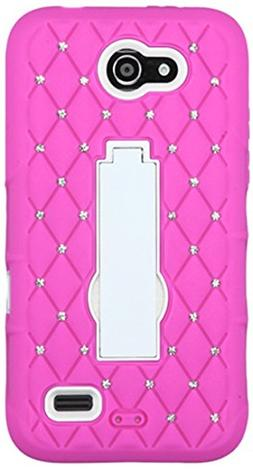 Asmyna Asmyna Symbiosis Stand Protector Cover for ZTE N9130