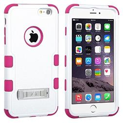 Asmyna TUFF Hybrid Phone Protector Cover with Stand for Appl