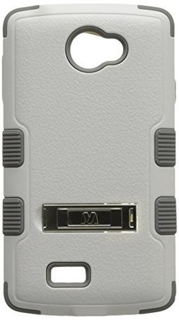 Asmyna TUFF Hybrid Phone Protector Cover  for LG LS660  - Re