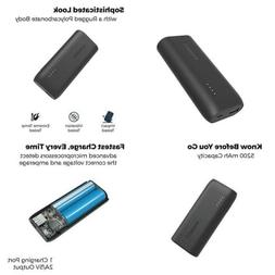 ultra compact portable charger external
