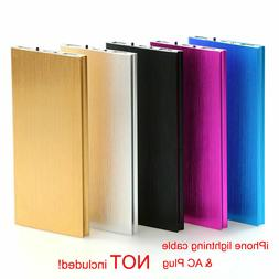 ultrathin 20000mah portable external battery charger power