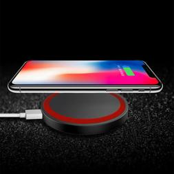 Universal Phone Wireless Charging Charger Power Pad For Sams