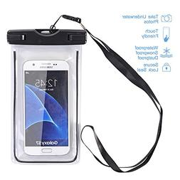 Universal Waterproof Case, Asstar Phone Dry Bag With Neck St