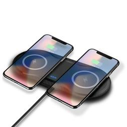 US Qi Wireless Charger Phone Charging Mat Pad For iPhone XS