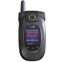 LG VX8300 for Verizon Wireless in Black - No Contract Requir