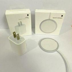 Wireless MagSafe Power Charger Magnetic Charging Adapter For
