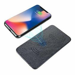 Wireless Phone Charger Pad - Samsung, iPhone X, More - With